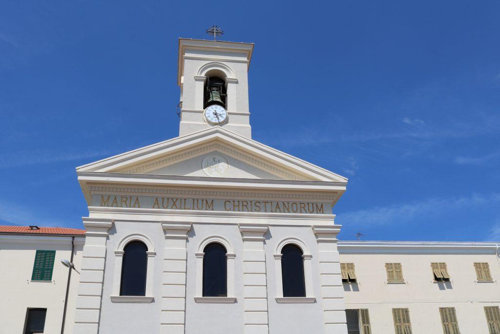 Vallecrosia (IM): Chiesa Parrocchiale di Maria Ausiliatrice